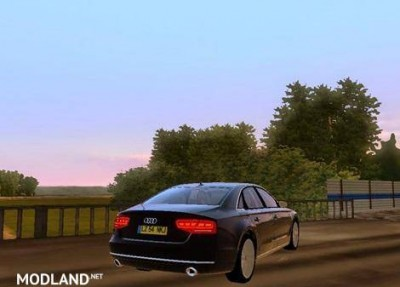 Audi A8 4.2 L FSI Quattro [1.2.2], 1 photo